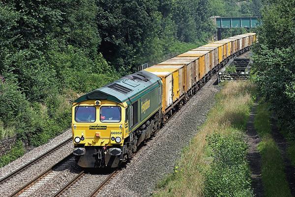 66952 Golcar 28/7/2008 6M05 0930 Roxby-Northenden