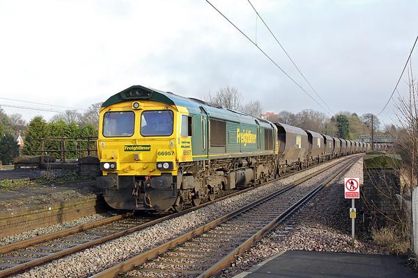 66957 Northfield 10/1/2014 4V06 0852 Rugeley PS-Stoke Gifford