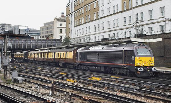 67005 London Victoria 24/3/2006 1Y40 1155 London Victoria-Gillingham