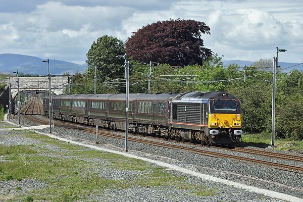 67005 Elmsfield 29/5/2007 5X02 xxxx Edinburgh-Wolverton