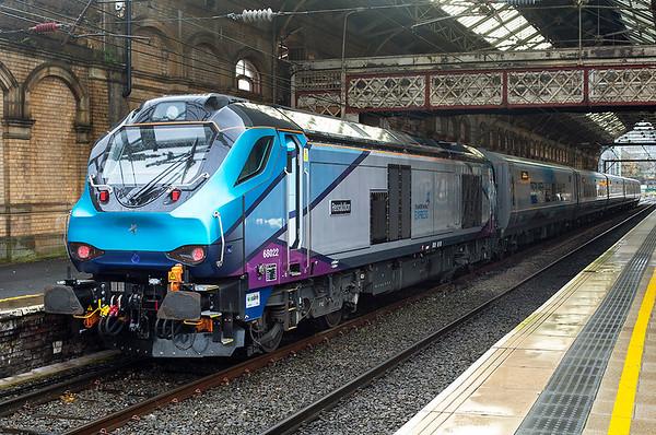 68022 Preston 13/11/2019 3B92 0812 Carlisle-Bletchley