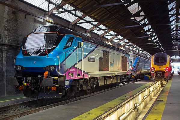 68029 Crewe 21/6/2019