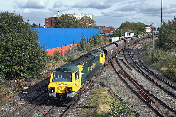 70015 Warrington Arpley 9/10/2012 6F02 1207 Ellesmere Port-Fiddlers Ferry PS