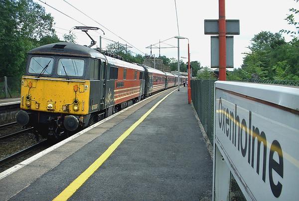 87007 Oxenholme 17/6/2004 1C20 1525 London Euston-Carlisle