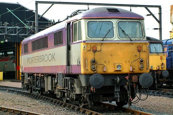 87002 Willesden TMD 10/1/2004