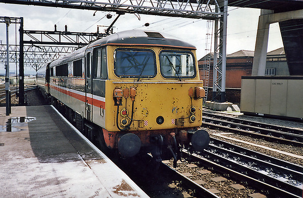87005 Manchester Piccadilly 8/5/1991