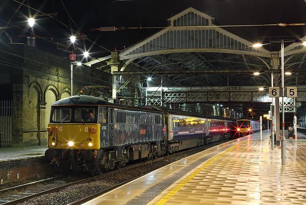 87002 Pretson 24/10/2015 5S11 1426 Wembley IC Depot-Polmadie