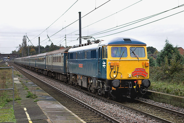 87002 Leyland 15/10/2008 1Z87 0726 Birmingham International-Glasgow Central