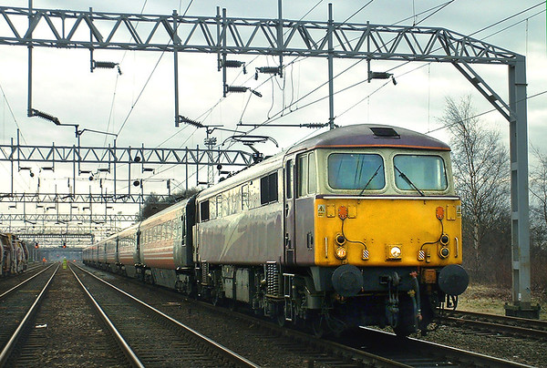 87002 Crewe 22/12/2003