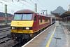 90028 Preston 19/7/2014<br /> 1M16 2044 Inverness-London Euston