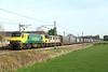90042 and 90048, Brock 3/4/2017<br /> 4M34 0525 Coatbridge FLT-Daventry
