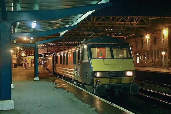 90008 Carlisle 26/4/2003
