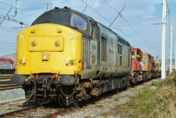 37890 Carnforth 14/10/2003