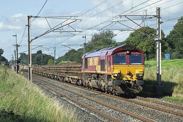 66111 Woodacre 3/9/2007 6K05 1314 Carlisle Yard-Basford Hall