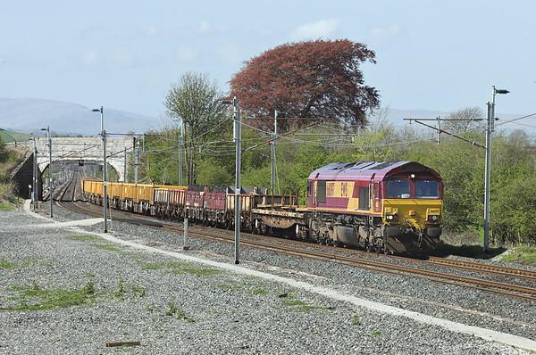 66097 Elmsfield 3/5/2006 6K05 1328 Carlisle Yard-Basford Hall