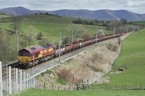 66063 Beck House 11/4/2007 6K05 1322 Carlisle Yard-Basford Hall