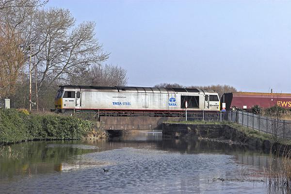 60099 Sankey Valley Park 21/3/2012 6F89 0612 Liverpool Bulk Terminal-Fiddlers Ferry PS