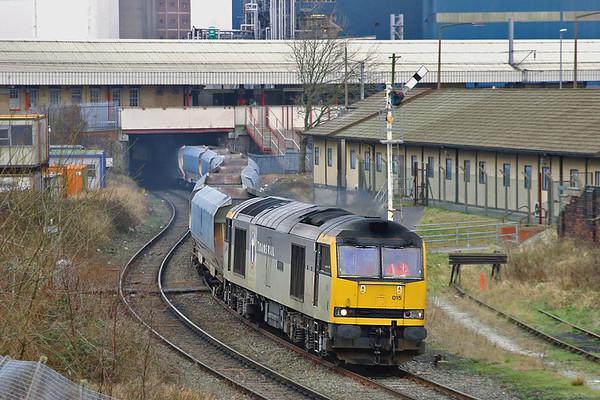 60015 Warrington Arpley 26/1/2005