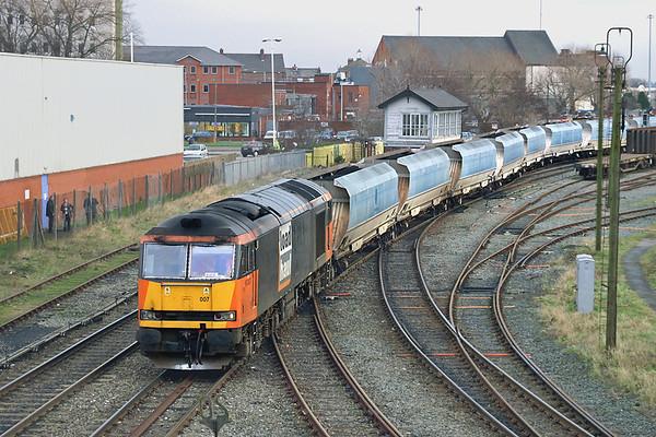60007 Warrington Arpley 11/1/2005