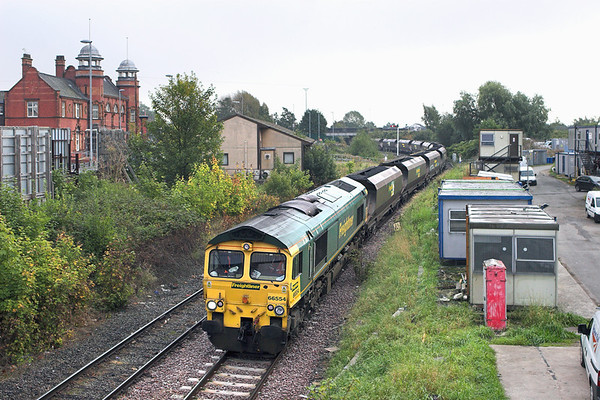 66554 Warrington Bank Quay 7/10/2010 6Z49 2350 Killoch-Fiddlers Ferry PS