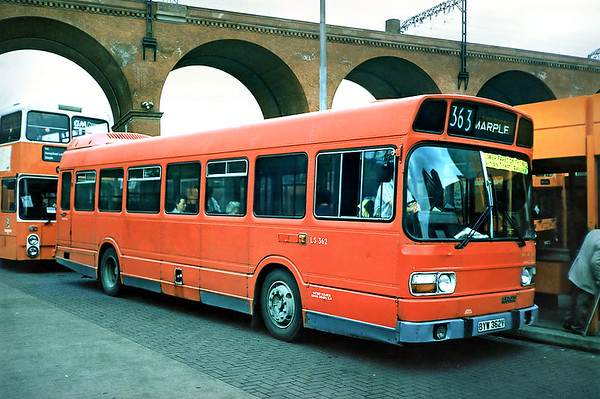 BYW362V, Stockport 24/6/1991