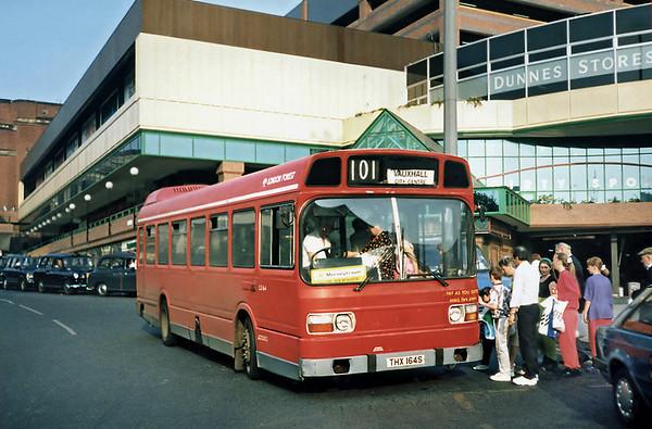 THX164S, Liverpool 3/9/1991