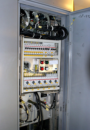 HVAC (Air Conditioning System) Cupboard 69421 MFO (390021), 29/10/2006