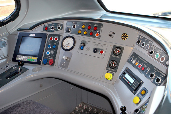 Drivers Cab of 69221 DMSO (390021), 29/10/2006