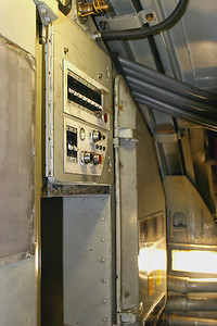 D: MCB's above doorway from Rectifier Compartment at No.2 end of the engine