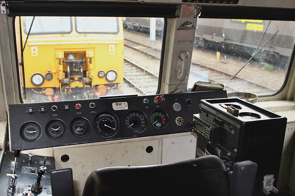 class 66 interiors read more drivers side of cab 66171 - Mercedes G Class 66