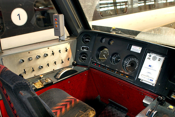Drivers side of Cab, 90028