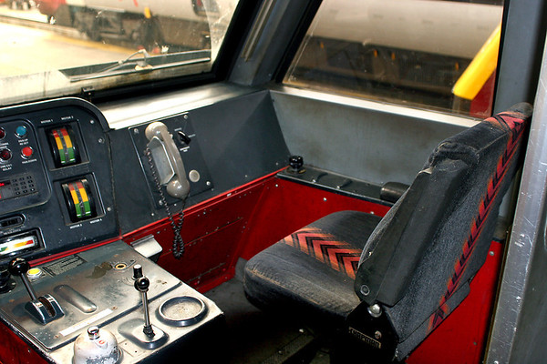 Secondmans Side of Cab, 90028