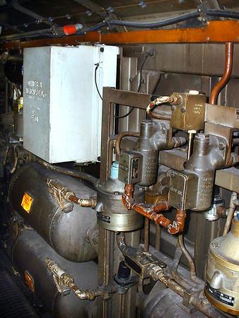 43062, Brake Frame in Clean Air Compartment 24/10/2004