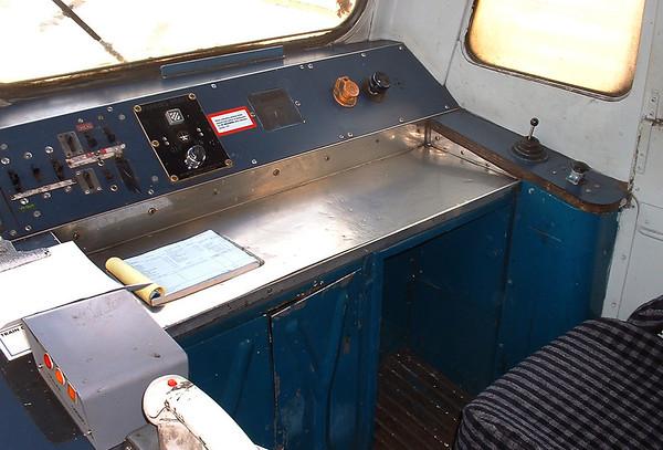 87021, Secondmans Side of Cab 25/10/2004