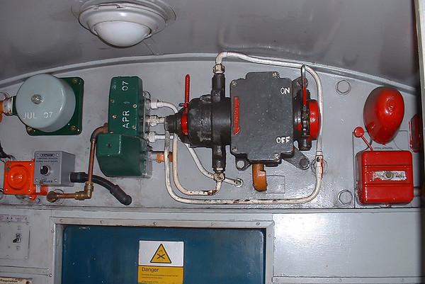 87021 Cab Rear Bulkhead, 25/10/2004