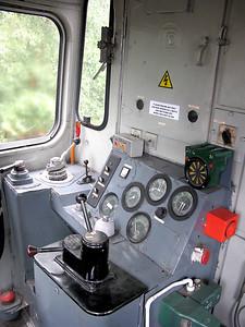 20901 Secondmans Side of Cab, 10/8/2009