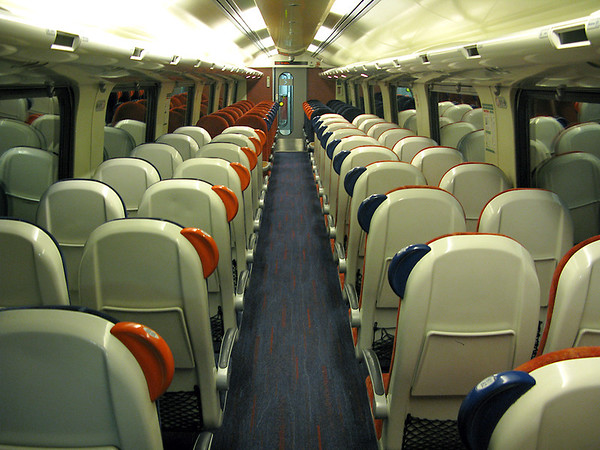 Interior of 60960 MS (221110), 17/3/2009