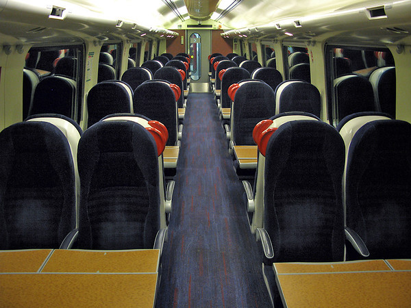 Interior of 60760 MSRMB (221110), 17/3/2009