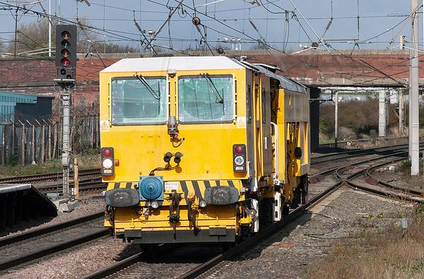 DR73909 Warrington Bank Quay 3/11/2009 6J72 0900 Wigan TMD-Rugby OLE
