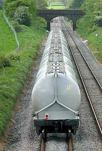 'JPA' Cement Tanks, Rimington 20/5/2009