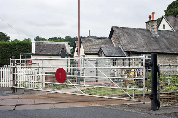 Burneside Level Crossing 26/8/2006