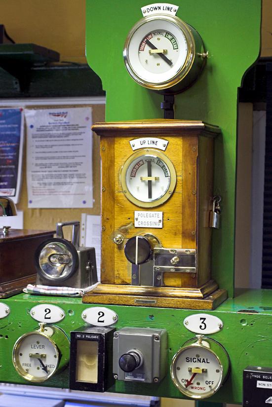 Berwick Block Instruments