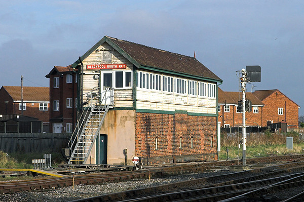 Blackpool North No2 2/11/2011