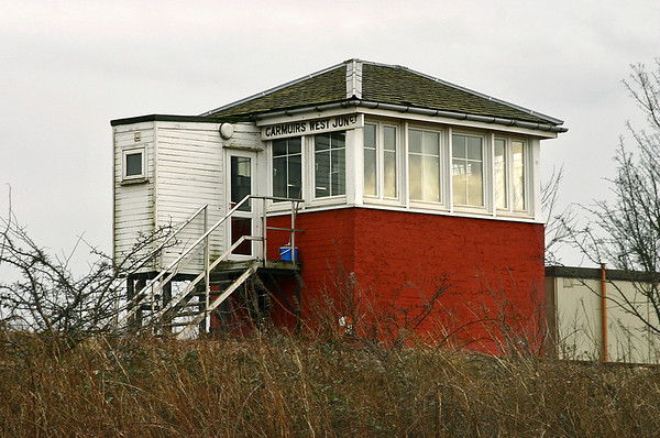Carmuirs West Junction 8/2/2005