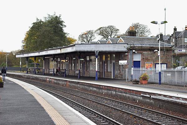 Dunfermline Town 12/11/2012