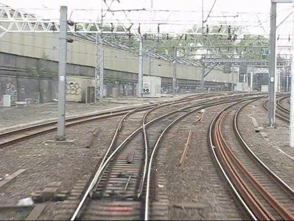 LONDON EUSTON to PRESTON via Weedon, Trent Valley and Warrington