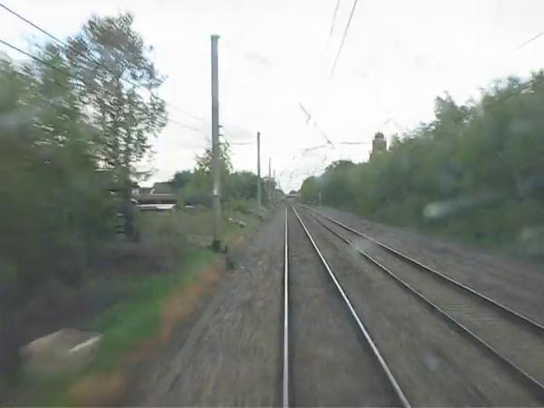 (High Speed): PRESTON to LONDON EUSTON (via Warrington, Trent Valley and Weedon)