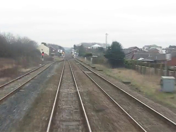 (High Speed): PRESTON to CARLISLE via Hellifield