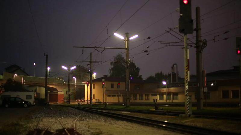 AUSTRIA: Mariazellerbahn 1099 013 St Pölten Alpenbahnhof 14/10/2013