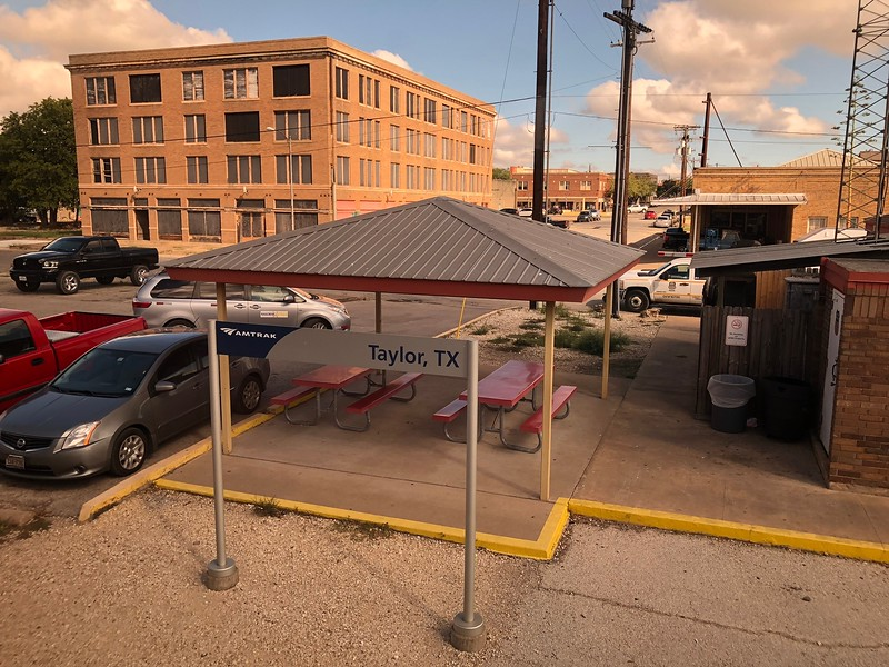 Taylor Amtrak Station, Texas